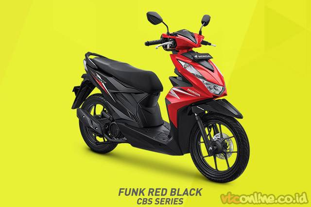 Suspensi Honda BeAT